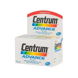 Centrum - Centrum Advance 30 Tablet