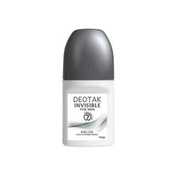 Deotak - Deotak Invisible For Men Roll-on Deodorant 35 ml