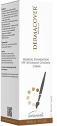 Dermaplus MD - Dermacover Mineral Foundation Spf 30 Blemish Control 30 ml-Amber
