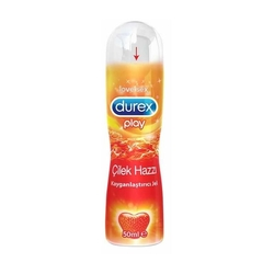 Durex - Durex Play Sweet Strawberry Kayganlaştırıcı Jel 50 ml
