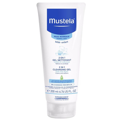 Mustela - Mustela 2 in 1 Cleansing Gel 200 ml