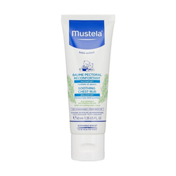 Mustela - Mustela Soothing Chest Rub 40 ml