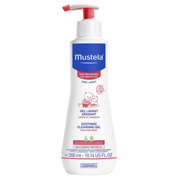 Mustela - Mustela Soothing Cleansing Gel 300 ml
