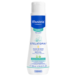Mustela - Mustela Stelatopia Bath Oil 200 ml