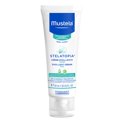 Mustela - Mustela Stelatopia Emollient Face Cream 40 ml