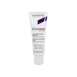 Noreva - Noreva Cicadiane Soothing Repairing Care Very High Protection Spf50+ 40 ml