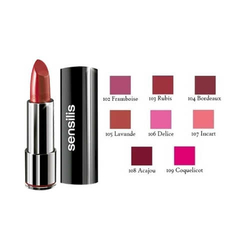 Sensilis - Sensilis Intense Matt Long-Lasting Lipstick 3,5 ml