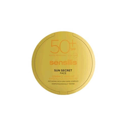 Sensilis - Sensilis Sun Secret Face Compact Make-Up Spf50+ 10 g 03 Bronze
