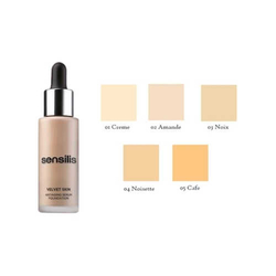 Sensilis - Sensilis Velvet Skin Antiaging Serum Foundation 30 ml