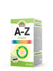 Sunlife - Sunlife A-Z + Lutein 60 Tablet