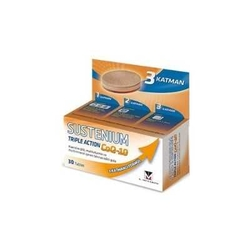Sustenium - Sustenium Triple Action CoQ-10 30 Tablet