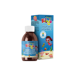 Voonka - Voonka Kids Niloya Fish Oil 150 ml Şurup