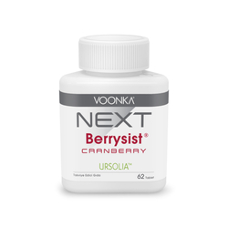 Voonka - Voonka Next Berrysist Cranberry Ursolia 62 Tablet